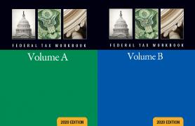 2020 Federal Tax Workbook Bundle: Volumes A & B