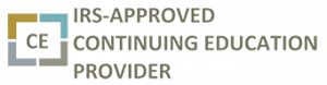 IRS CE provider logo
