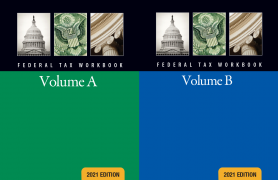 2021 Federal Tax Workbook Bundle: Volumes A & B